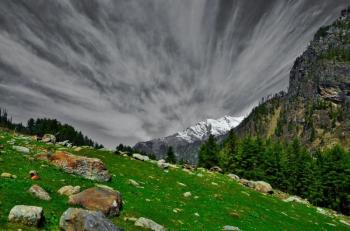 God's Own Getaway: Kheerganga - Tosh - Malana Trip Tour