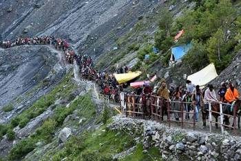 Sonmarg with Amarnath Holidays