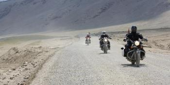 Leh Kargil in Bike Tour