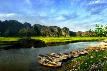 Van Long and Kenh Ga 1 Day Tour from Hanoi