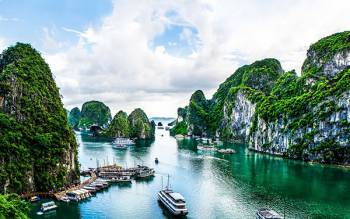 Beauty of Vietnam Cambodia Overland 12 Days