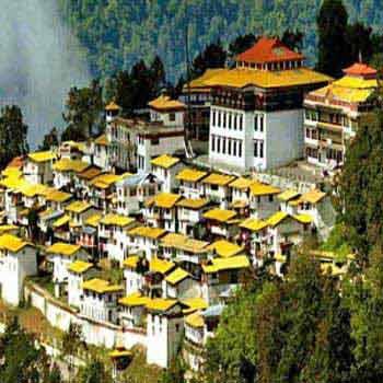 Bomdila - Guwahati - Tezpur - Tawang Tour