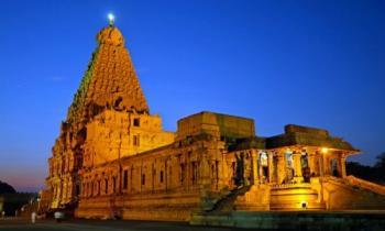 Palani-Madurai-Rameswaram-Kanyakumari Tour