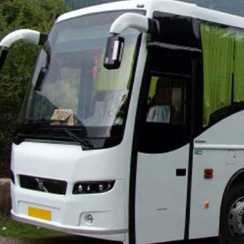 Shimla Manali Volvo Bus Tour