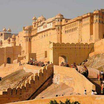 Majestic Rajasthan Fort Tour