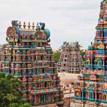 Rhythmic Tamilnadu Tour