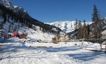 8 Days Himachal Package
