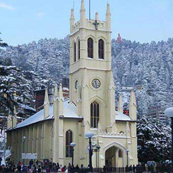 Shimla, Kullu-Manali, Dharamshala, Mcleodganj & Dalh...