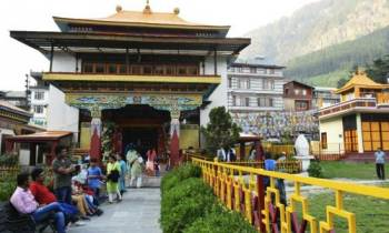 Shimla, Manikaran, Manali & Chandigarh Trip