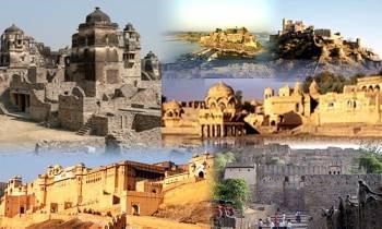 9 Days Rajasthan Mewad Tour