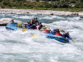Bhagirathi Rafting Expedition Tour