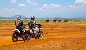 11 Days Incredible Safari and Motorcycle Tour Kenya