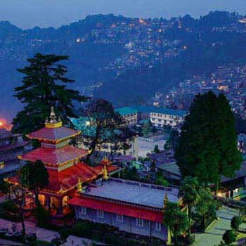 8 Days Tour Package for Sikkim