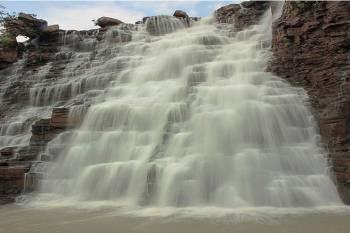 Tirathgarh Chitakoot Gangrel Dam Tour