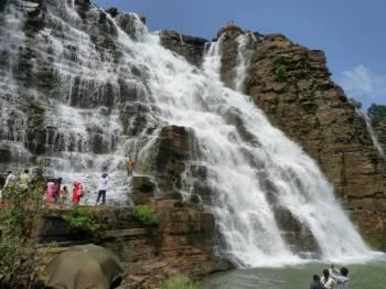 Tirathgarh Kotamsar Chitrakoot Tour