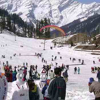 Kullu Manali & Shimla – Private Cab Tour