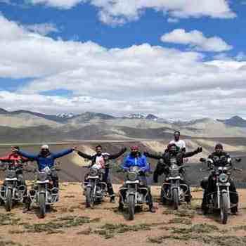 Trans Himalayan Bike Safari Tour