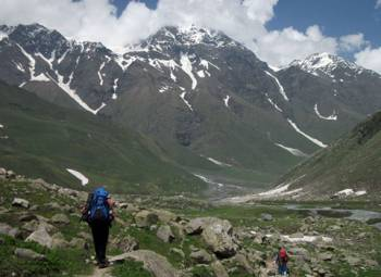 Pin Bhaba Pass Trek Tour