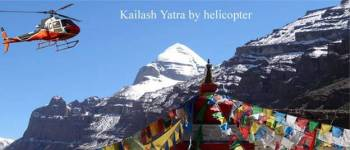 Kailash Manasarovar Yatra By Helicopter from Lucknow to Lucknowin 2019 Tour