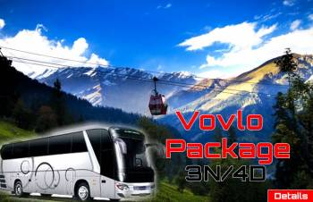 Ultimate Kullu - Manali Volvo Tour Package
