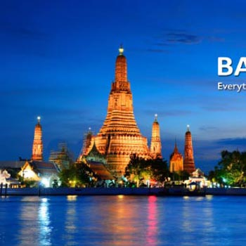 Pattaya And Bangkok 4 Star Package For 7 Days