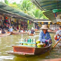 Pattaya and Bangkok 3 Star Package for 5 Days