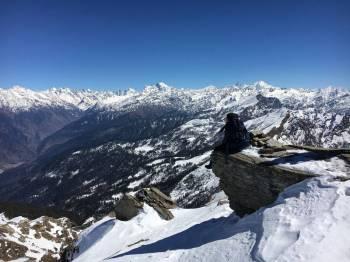 Auden Col Trek Tour