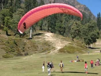 Ranikhet – Uttarakhand Paragliding Tour
