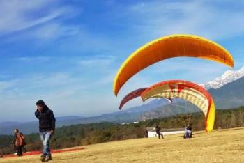 Pavagadh Hill – Gujrat Paragliding Tour