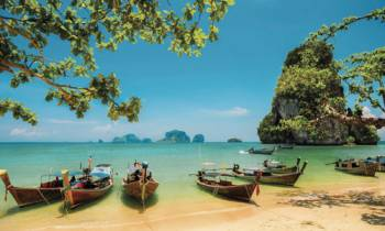 Family Packages 4 Days 3 Nights (jolly Buoy/red Skin)