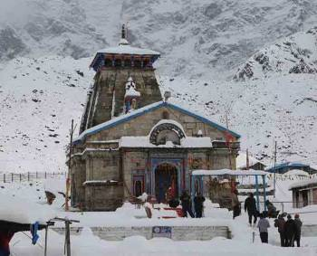 Gmvn Winter Chardham Yatra Package from Rishikesh