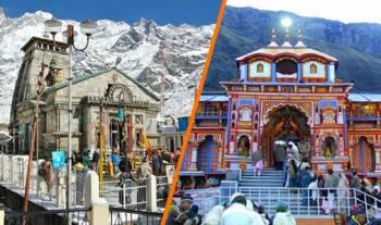 Kedarnath Badrinath Do Dham Package