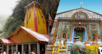 Gangotri Kedarnath Do Dham Yatra 8 Days Tour