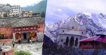Gmvn Winter Do Dham  Yatra from Rishikesh 6 Days