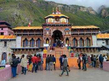 Char Dham Helicopter Tour By Premair from Dehradun 2 Days