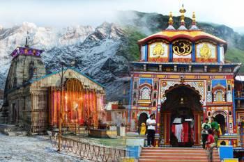 Kedarnath Badrinath Do Dham Package with Tungnath  6 Days