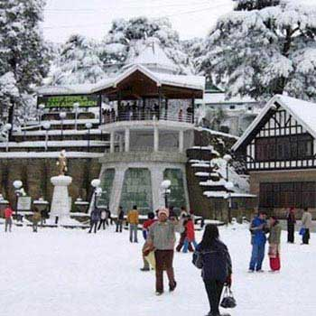 Chandigarh Shimla Kufri Manali Chandigarh Tour Package