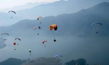 Dharamshala Bir Blling Barot Valley 05 Days Tour Package