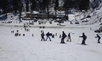 Snow Peak Retreat Manali Package