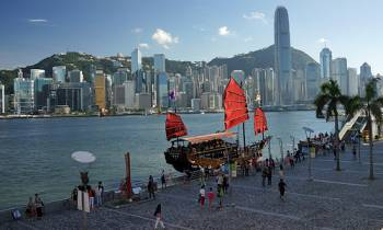 Go Crazy in Hong Kong Disneyland with Cruise Tour