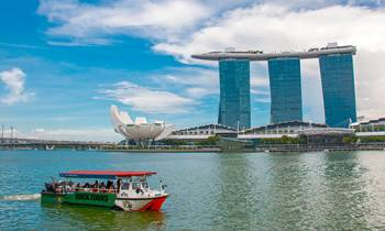 Singapore with 2 Nights Sentosa Island Package (5  Nights)