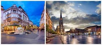 Capitals of Balkans
