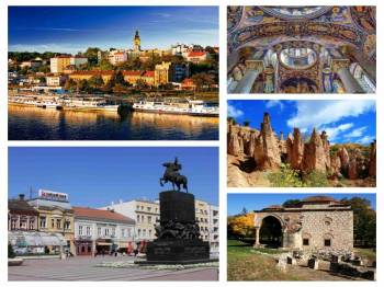 Explore Beauty of Serbia Tour