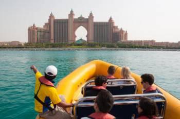 Dubai with Palm Tour