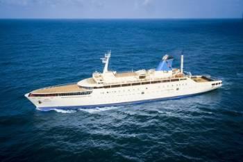 Epitome of Romance On Sea