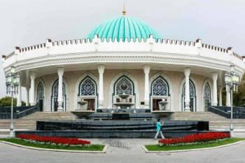 Tashkent 5 Days Tour