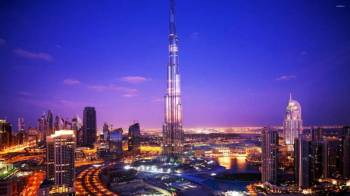 Dubai with Mauritius Honeymoon Package 7 Night 8 Days Package
