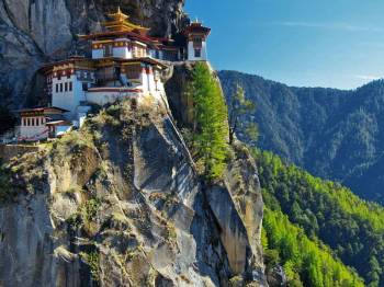Royal Kingdom of Bhutan Package