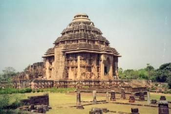 Puri with Bhubaneswar Temple Tour