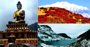 Gangtok Lachung Yumthang Valley Tour 5 Days